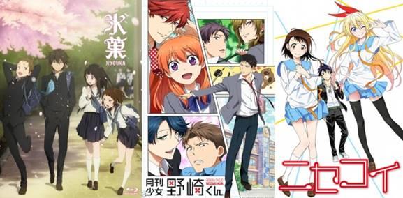 anime school terbaik rekomendasi, anime genre school life yang bagus
