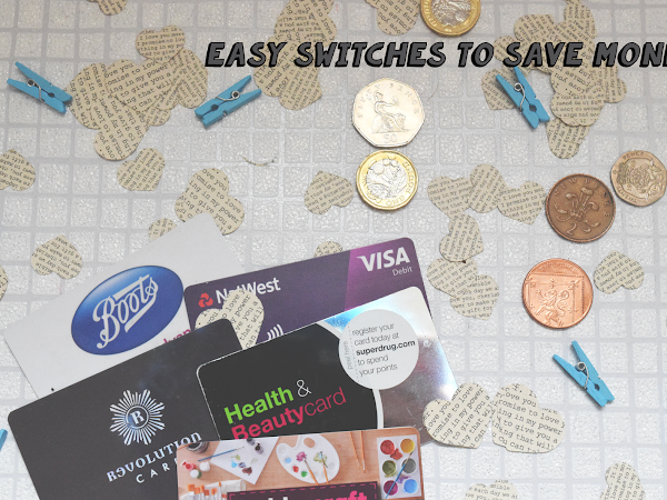 Simple switches to save money!