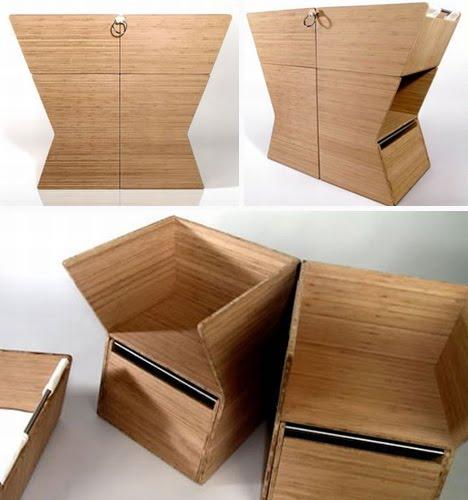 chair to bed convertible posture support for work mesas de madera ingeniosas. | quiero más diseño