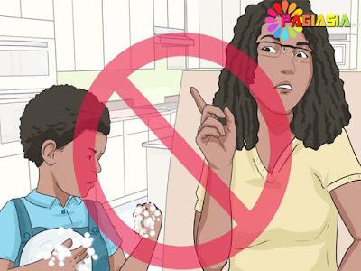 Sebanyak 85 Persen Para Orang Tua Telah Melakukan Kesalahan Ketika Memberikan Anak Waktu Time-out
