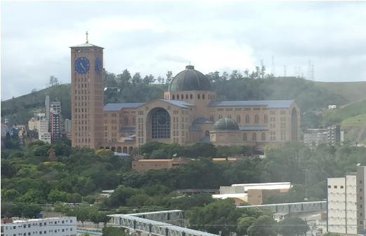 Santuário Nacional de Aparecida realiza sua primeira Fam Trip