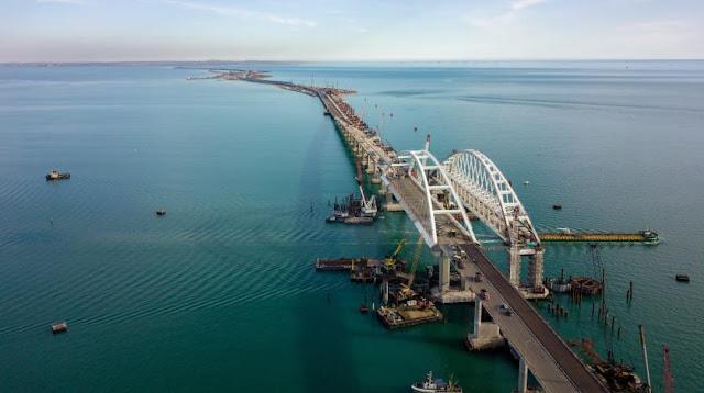 Открытие Крымского моста отодвинули