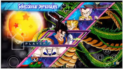 Dragon Ball Z Shin Budokai War Of Gods PPSSPP