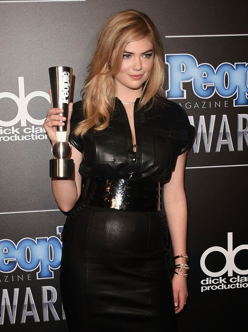 Officially: Kate Upton is the 'Sexiest Woman' | She has been awarded