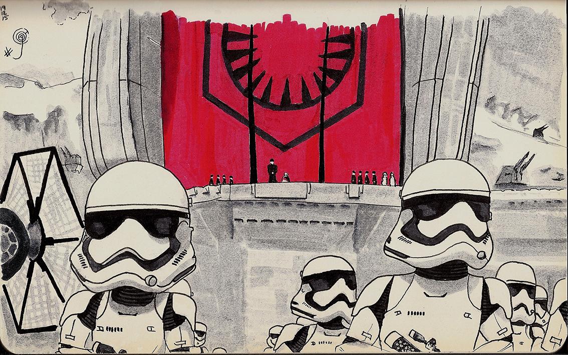 Dibujos Para Colorear Star Wars El Despertar De La Fuerza: El Blog De Josiño: Star Wars