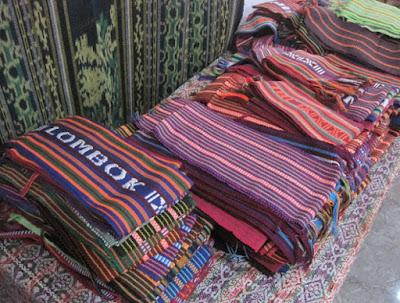 Kain Tenun Lombok perpaduan antara Seni dan Budaya - berbagaireviews.com