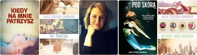 Wywiad z Panią Agatą Czykierda-Grabowską