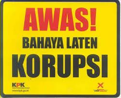 Peran Serta Mayarakat dalam Penanggulangan Korupsi di Indonesia