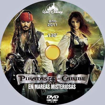 Piratas del Caribe IV - En mareas misteriosas - [2011]