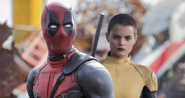 Brianna Hildebrand será Negasonic en Deadpool 2