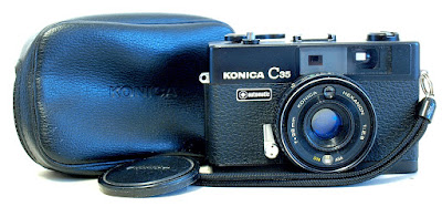 Konica C35 Automatic Rangefinder (Black) #251