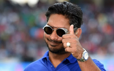 Kumar Sangakkara Named First Non-British President of MCC