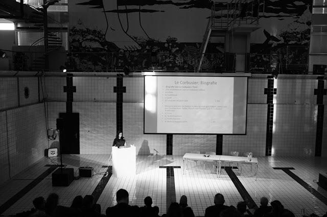 Vortrag von Künstlerin Renata JAworska, Luzern, Neubad, Spacepot,