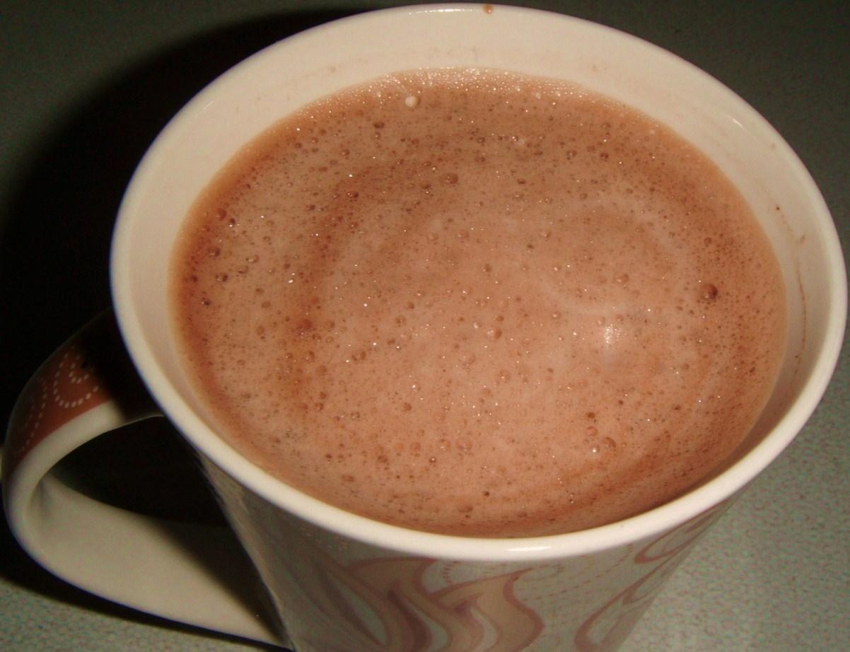 Foodstuff Finds Bosch Tassimo Milka Hot Chocolate