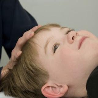 Terapia CranioSacrală  la copii