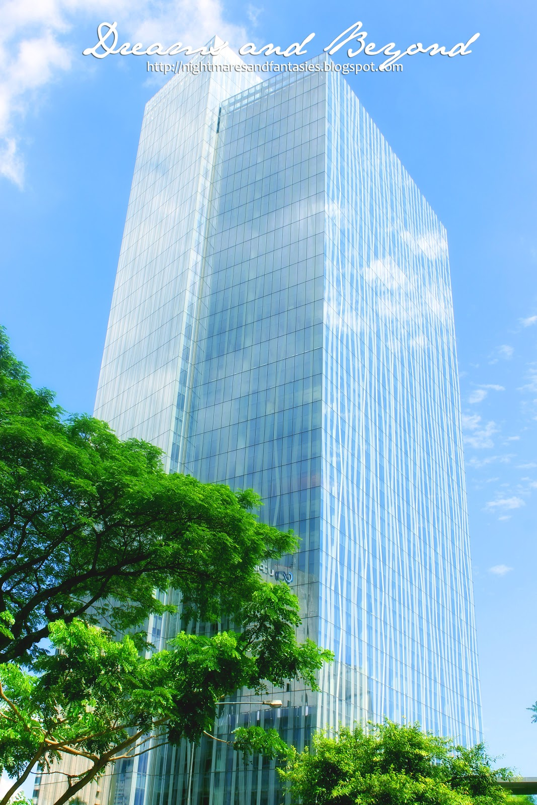 Zuellig - The most beautiful building in Makati, open it's ...