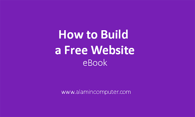 How to Build a Free Website eBook Free Download