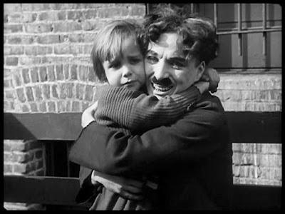 "Чарли Чаплин, ""Малыш"" (1921)"
