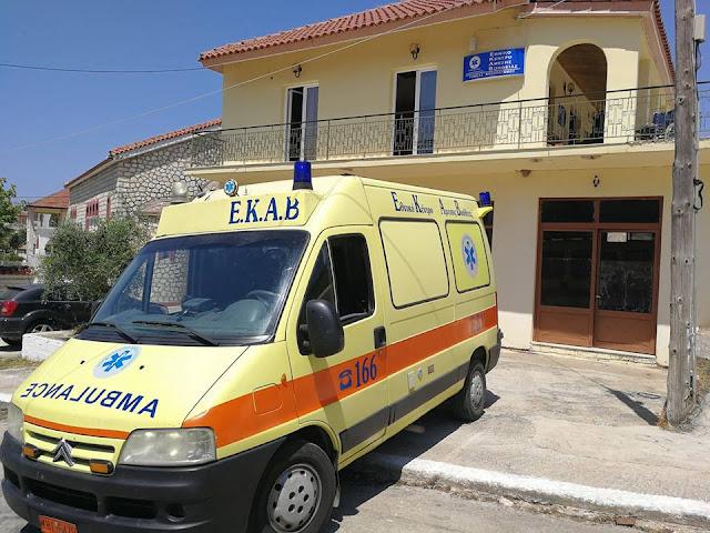 Πρέβεζα: Συνεργασία και αλληλοϋποστήριξη μεταξύ του Δήμου Πάργας και του ΕΚΑΒ Ιωαννίνων