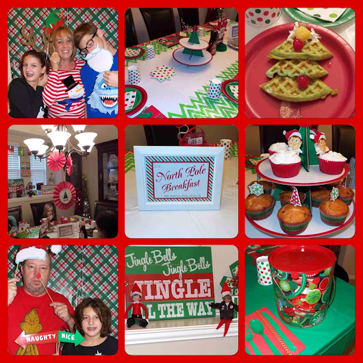 2014 North Pole Breakfast