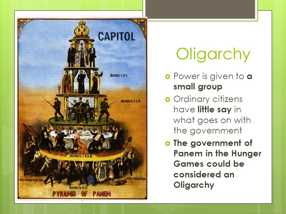 cool physics oligarchy