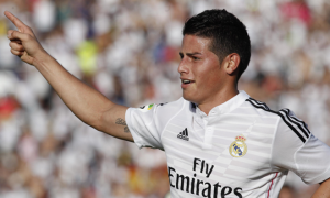 Manchester United Segera Dapatkan James Rodriguez