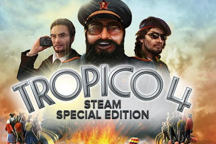 How to Free Download Game Tropico 4 Complete Edition for Computer PC or Laptop
