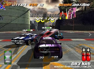 Destruction Derby Arenas (PS2) 2004