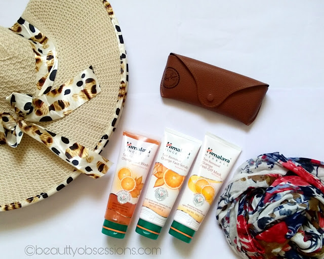 Himalaya Tan Removal Orange Range... Review