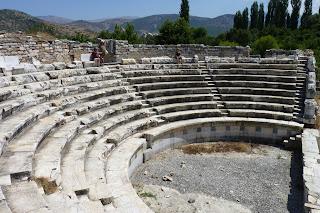 Teatro de Afrodisias.