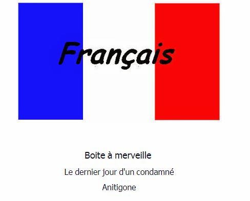 الأولى باكالوريا: تلخيص جميع روايات اللغة الفرنسية