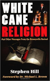 Steve Hill - White Cane Religion, imagine preluată de pe amazon.com