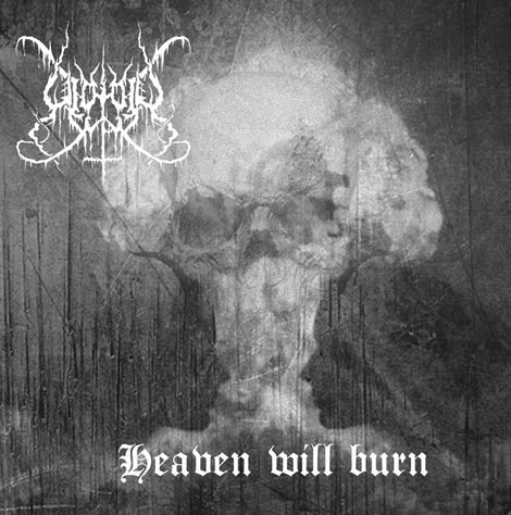 unholy war heaven will burn black thrash hateful german black metal
