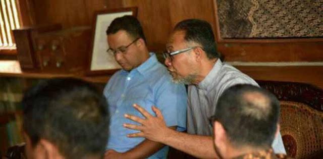 Harapan KPK Untuk Duet BW-Anies Baswedan Di Jakarta