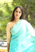 Radhika Mehrotra in Green Saree ~  Exclujsive Celebrities Galleries 049.JPG