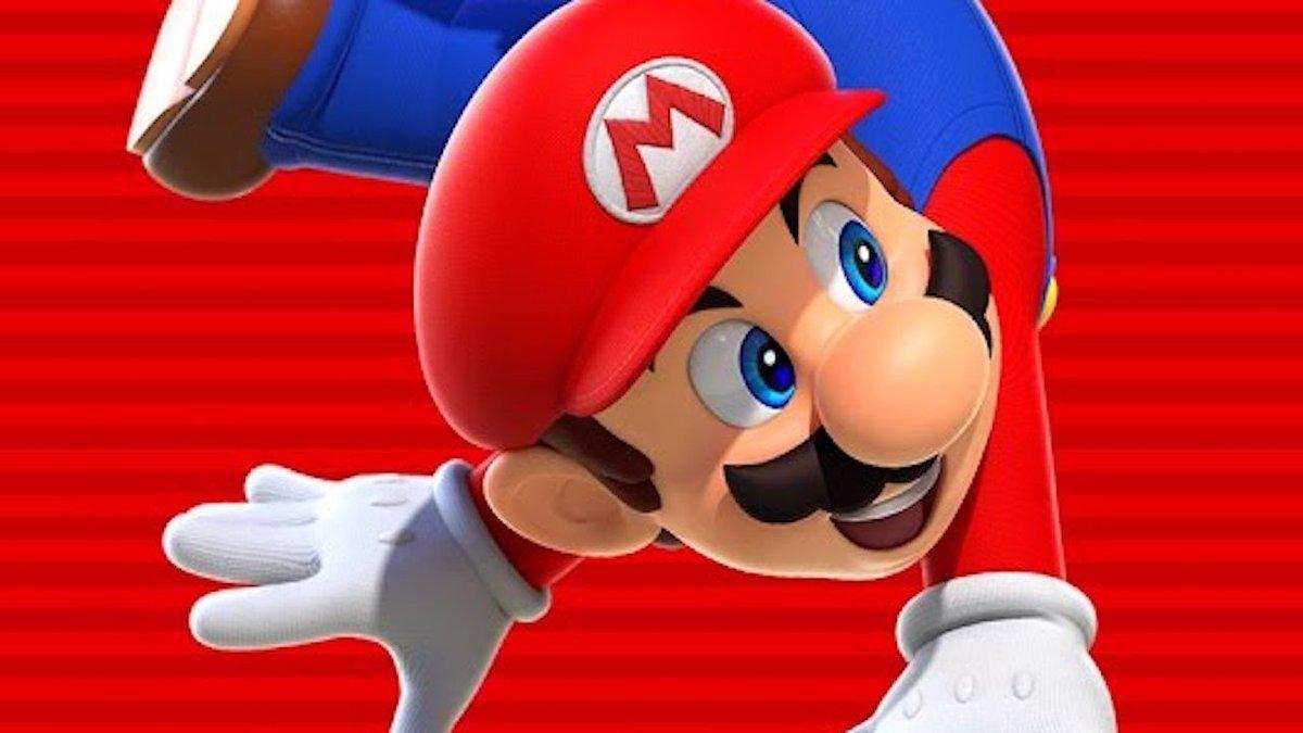 Nintendo Has Release Super Mario Run On Mobile - Super Mario First Mobile Game!