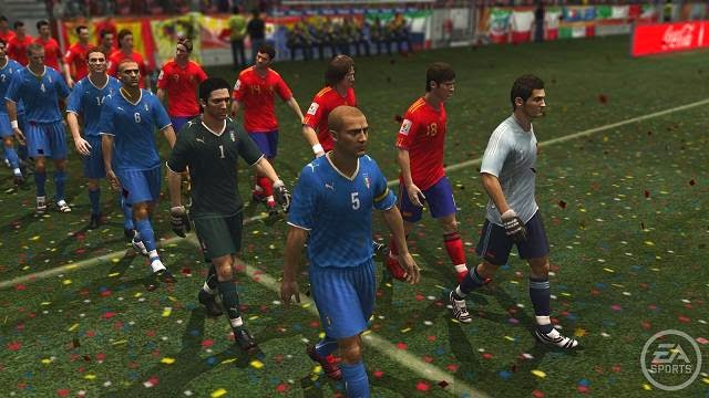 EA Fifa 2010 Free Download Football Game