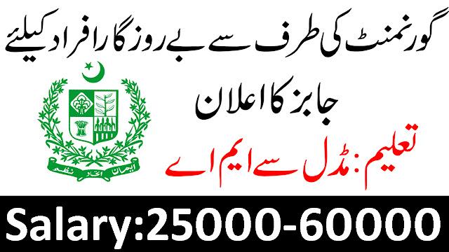Balochistan Revenue Authority NTS Jobs