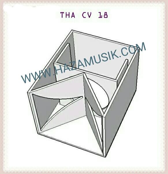 Skema box speaker 18inch sub nendang terbaru - HAZA MUSIK