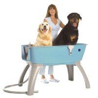 banho cães de grande porte