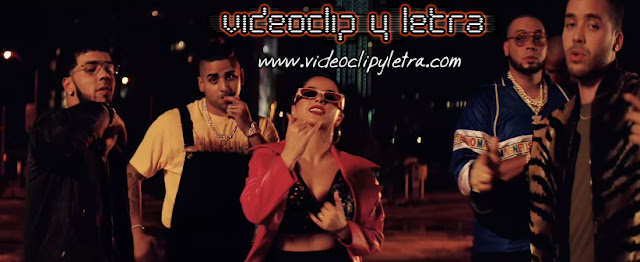 Anuel AA feat Prince Royce, Becky G, Mambo Kingz & Dj Luian - Bubalu : Video y Letra