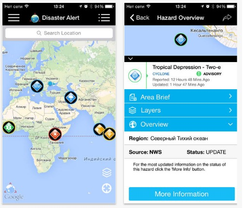 10 Disaster Apps That Could Save Your Life