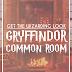 Go Go Gryffindor! Hogwarts House Inspiration to Transform Your Common Room