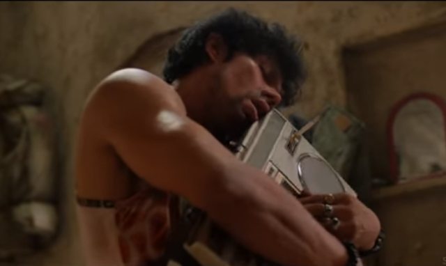 Randeep Hooda from the movie Laal Rang.