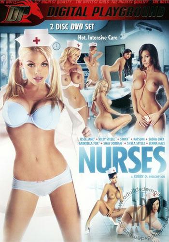 [18+] Digital PlayGround Nurses HDRip 500MB Poster