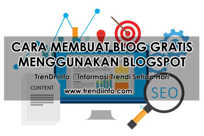 cara membuat blog di blogspot, Cara Membuat Blog Yang Menghasilkan Uang, daftar blog di blogger