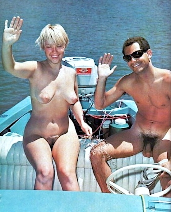 Nude Boating 109