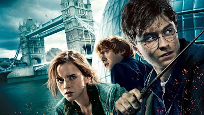 Saga Harry Potter chega ao streaming do Telecine - Harry Potter e as Relíquias da Morte - Parte 1
