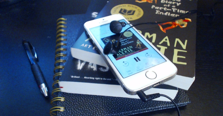Turning page 2017 the joys of listening why audiobooks are on the rise fandeluxe Gallery