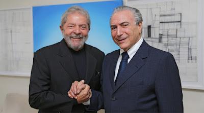 LULA admite o PT como vice até do PMDB, para derrotar Alckmin